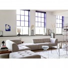 VINT modular sofa light grey - 01