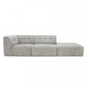 VINT modular sofa light grey - 03