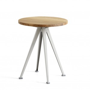 Table PYRAMID coffee beige L