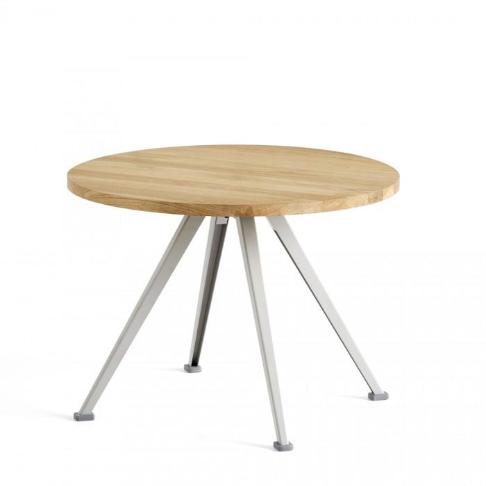 Table PYRAMID coffee beige