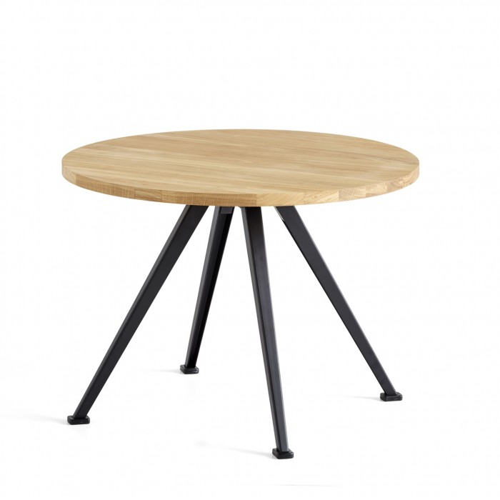 Table PYRAMID coffee noir S