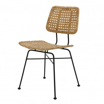 Chair - Natural rattan