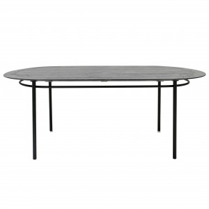 Table OVAL