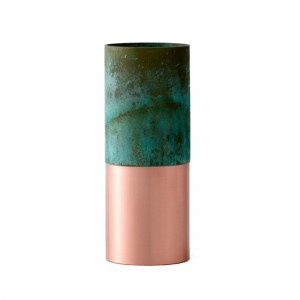 Green TRUE COLOR Vase