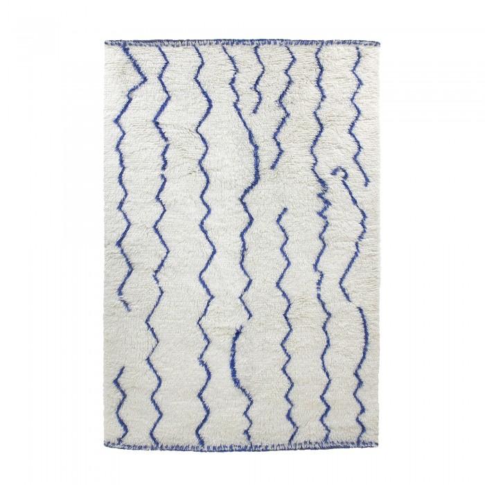 BERBER carpet - Cobalt