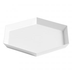 KALEIDO tray white - S