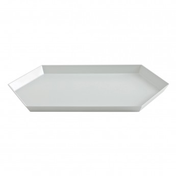 KALEIDO tray L grey