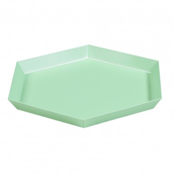 KALEIDO tray L mint
