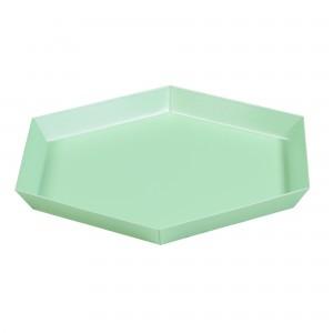KALEIDO tray L mint