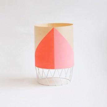 DOWOOD Lamp S pink