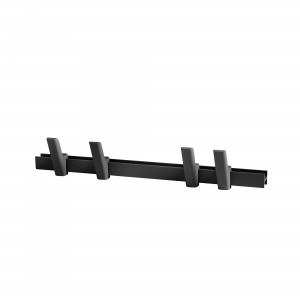 BEAM charcoal coat rack S
