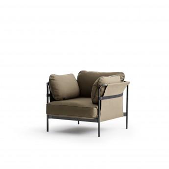 Armchair - 1 Khaki