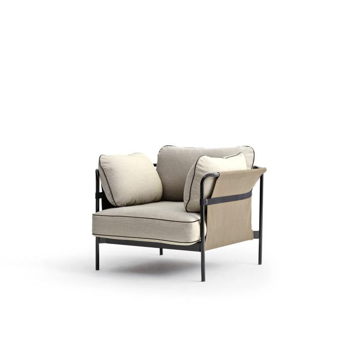 Fauteuil CAN - Jaune 1