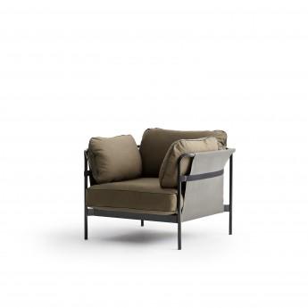 Armchair - 2 Khaki