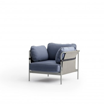 CAN Armchair - Blue