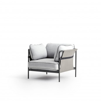 CAN Armchair - 5 Light grey