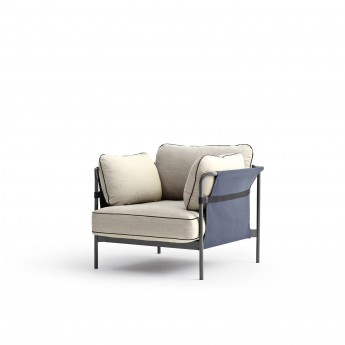 Fauteuil CAN - Jaune 4