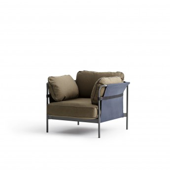 Armchair CAN - 4 Khaki