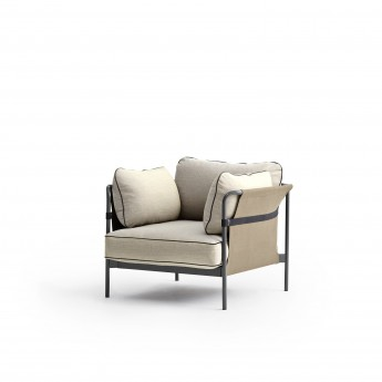 Fauteuil CAN - Jaune 3