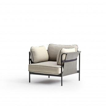 Fauteuil CAN - Jaune 2