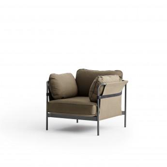 Armchair - 3 Khaki