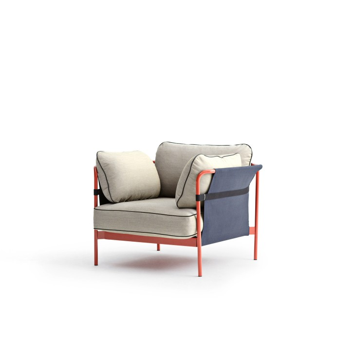 Fauteuil CAN - Jaune 6