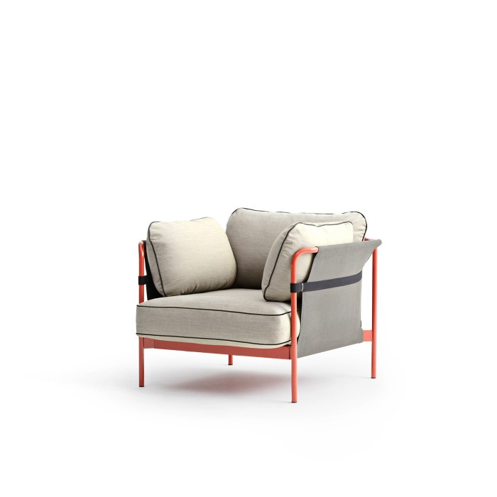 Fauteuil CAN - Jaune 7
