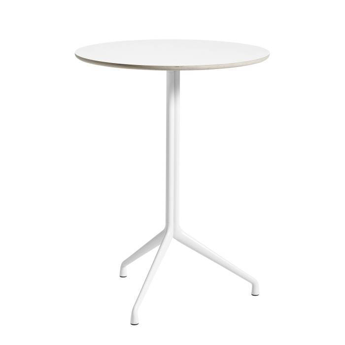 AAT 20 Dining table White