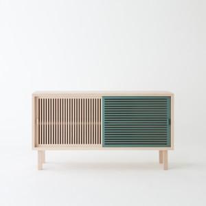 KYOTO turquoise sideboard