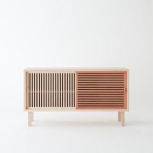KYOTO terracotta sideboard