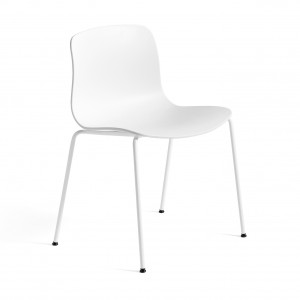 Chaise AAC 16 - Blanc, pieds blanc