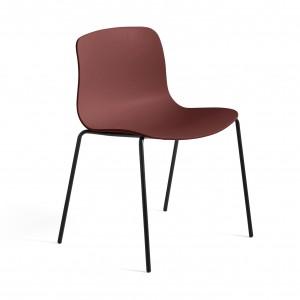 AAC 16 chair - Brick, black leg base