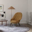 Chaise longue BAT - High - Velluto