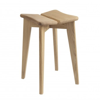 TREFLE stool - Oak oiled