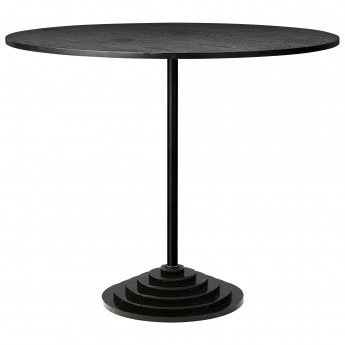 SOLUM black table H 55 cm