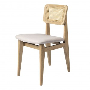 Chair C-CHAIR - Upholstered/Cane 2