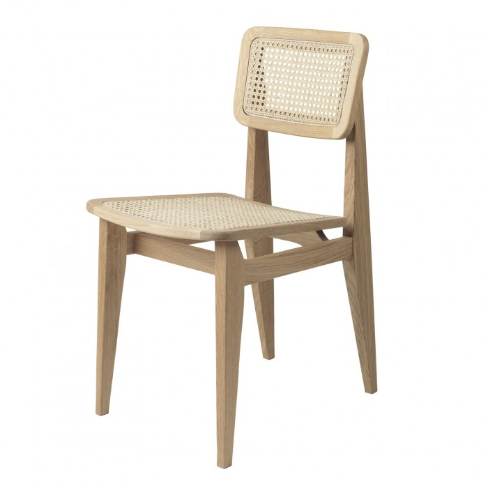 Chaise C-CHAIR - Cannage 1