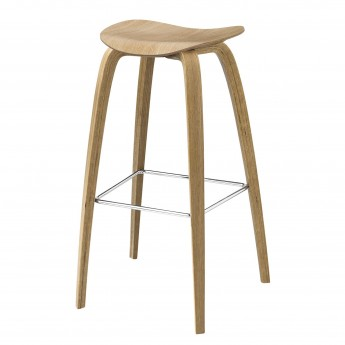 2D Bar stool - Oak