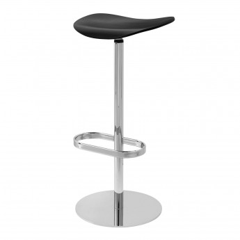 2D Bar stool - Returning swivel - Birch