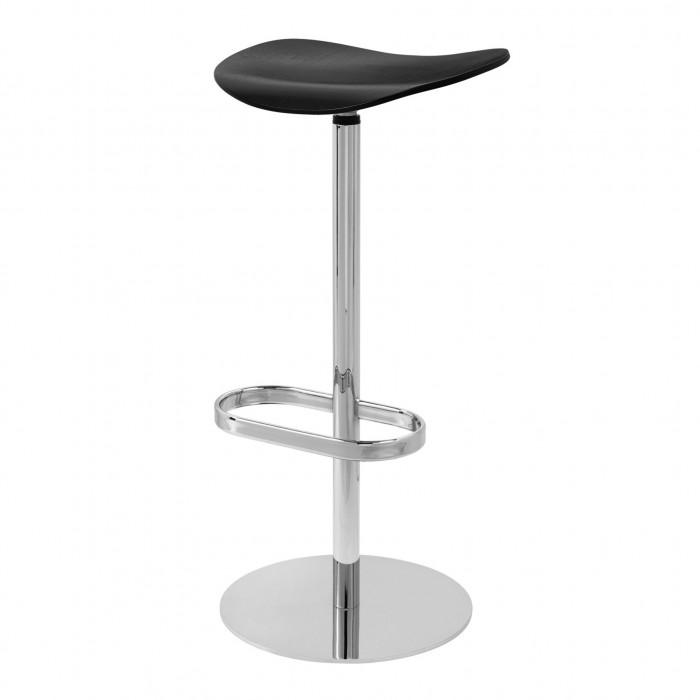 2D Bar stool - Returning swivel - Birch