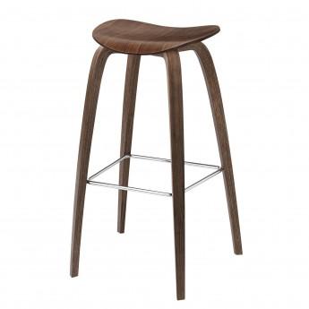 2D Bar stool - Walnut