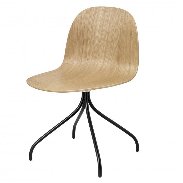 2D meeting chair - Oak