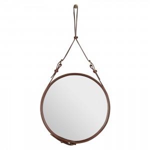 ADNET mirror - Round Ø45 - Tan