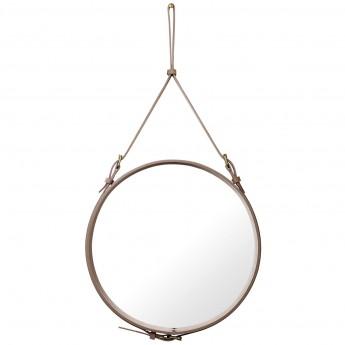 ADNET mirror - Round Ø45 - Black