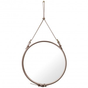 ADNET mirror - Round Ø58 - Dusty cedar