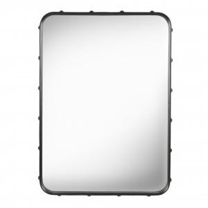 Miroir ADNET - Rectangulaire - Noir