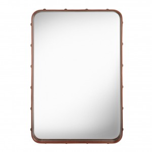 ADNET mirror - Rectangular - Tan