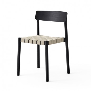 BETTY TK1 chair - Black