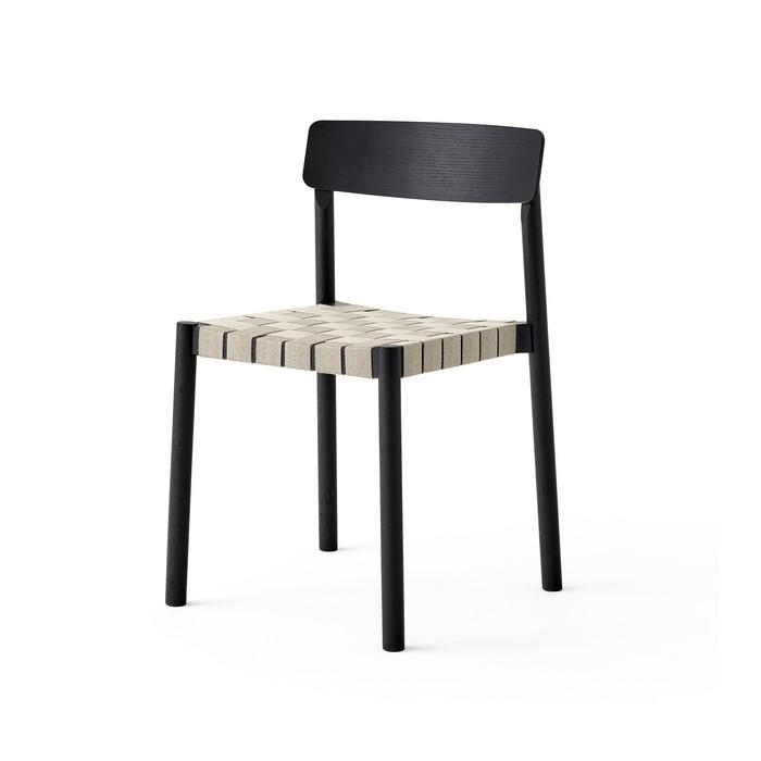 Chaise BETTY TK1 - Noir