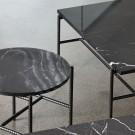 Table basse REBAR ronde - Noir